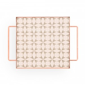 MIX & MATCH Small Square Tray grey