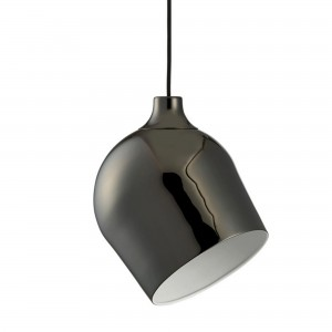 Rotate Pendant black chrome