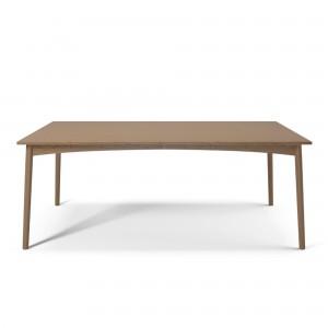 Table MEET - chêne mat laqué