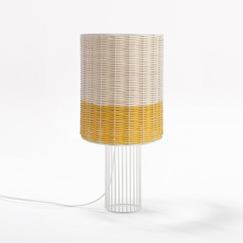 Lampe COCKTAIL jaune