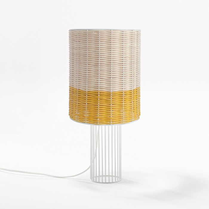COCKTAIL yellow lamp