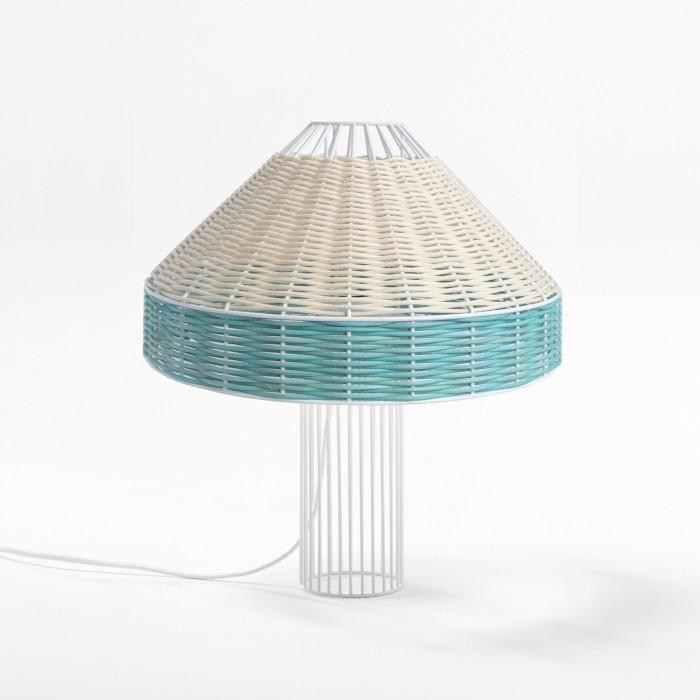COCKTAIL blue lamp