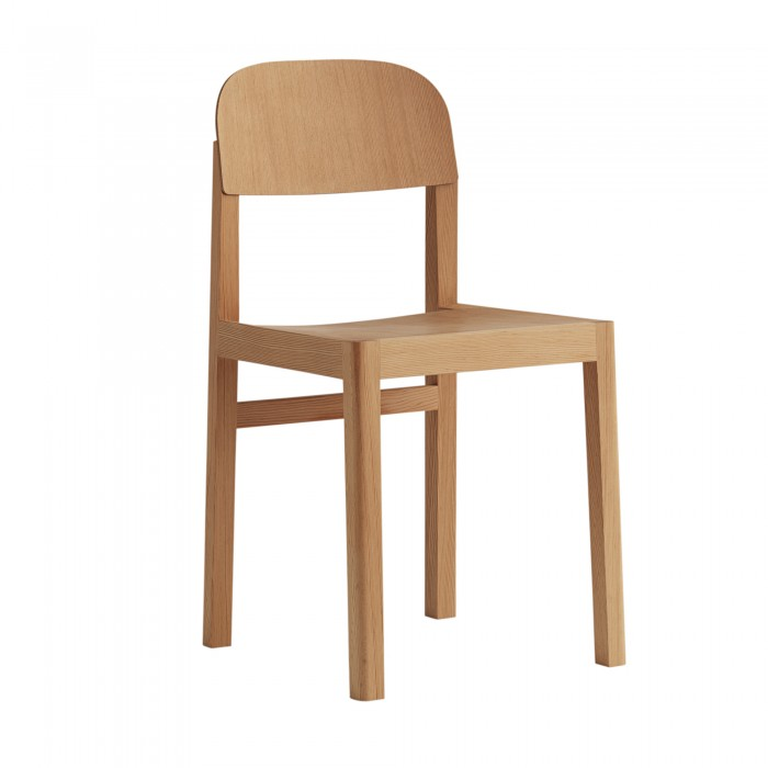 WORKSHOP oregon pine chair
