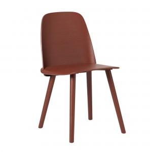 NERD chair dark red