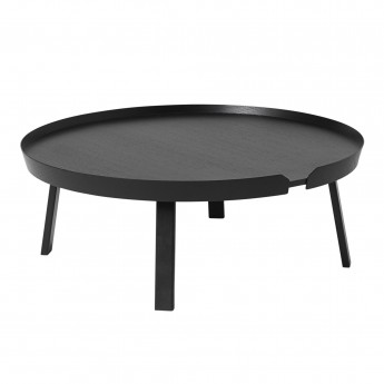 Table basse AROUND XL noir