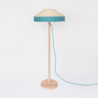 Floor lamp colonel shop colonel cocktail blue floor lamp aloadofball Images
