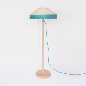 COCKTAIL blue floor lamp