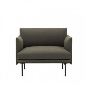 Fauteuil OUTLINE - Fiord 961