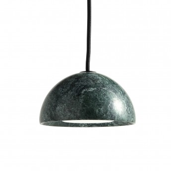 MARBLE green pendant