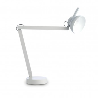 PC grey lamp