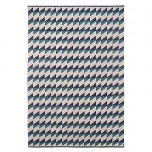 Blue CANYON rug