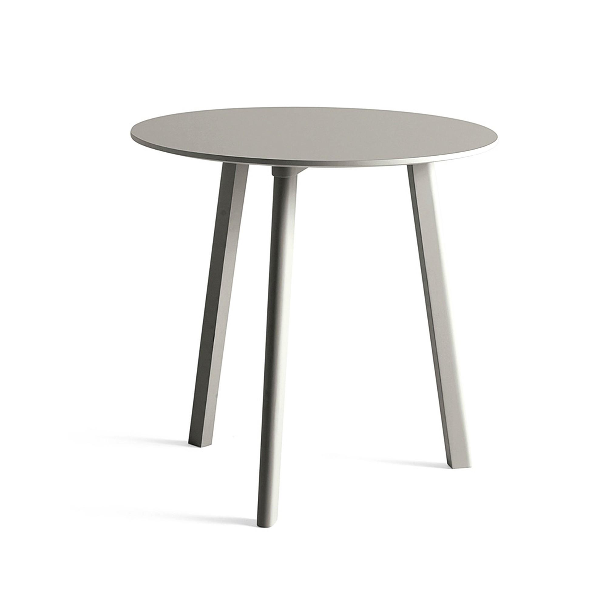 COPENHAGEN 220 table dusty grey HAY