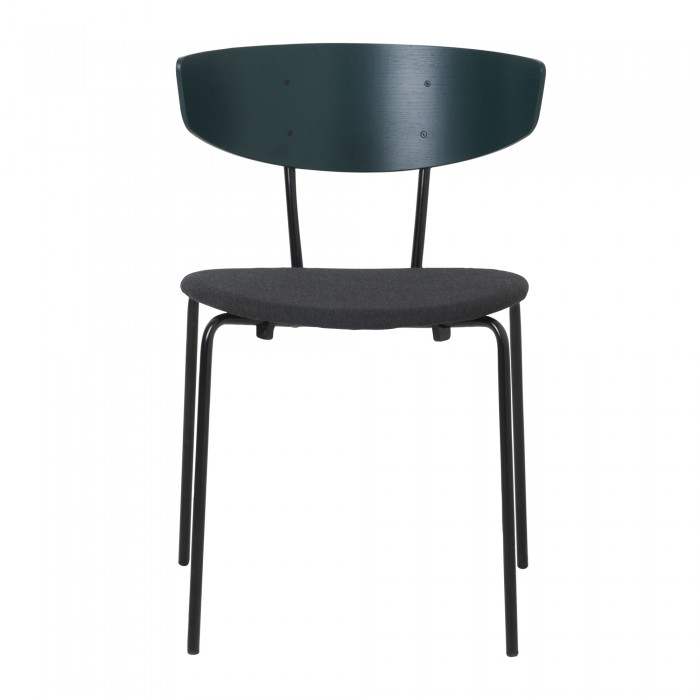 HERMAN dark green chair  sc 1 st  Colonel & HERMAN dark green chair - Ferm Living at COLONEL shop