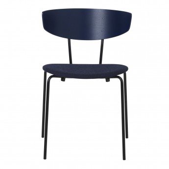 HERMAN dark blue chair