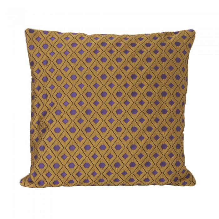 SALON cushion - curry mosaic