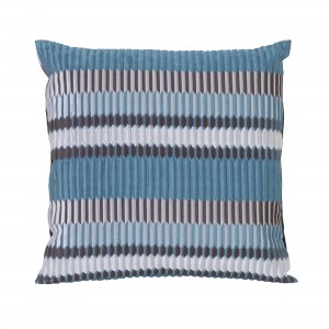 SALON cushion - Sea pleat
