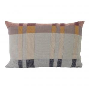 MEDLEY knit cushion mint L