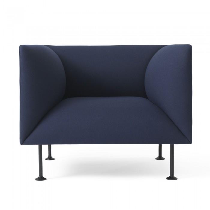 GODOT 2 seater sofa royal blue