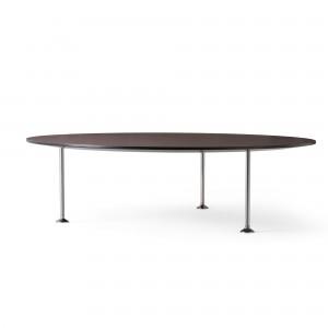 GODOT coffee table - Mauve Ø120cm
