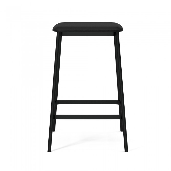 FACET Low barstool black