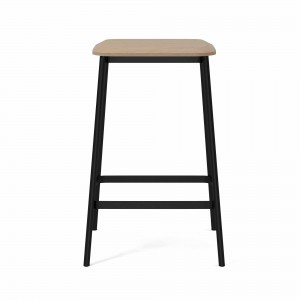 FACET barstool white oak