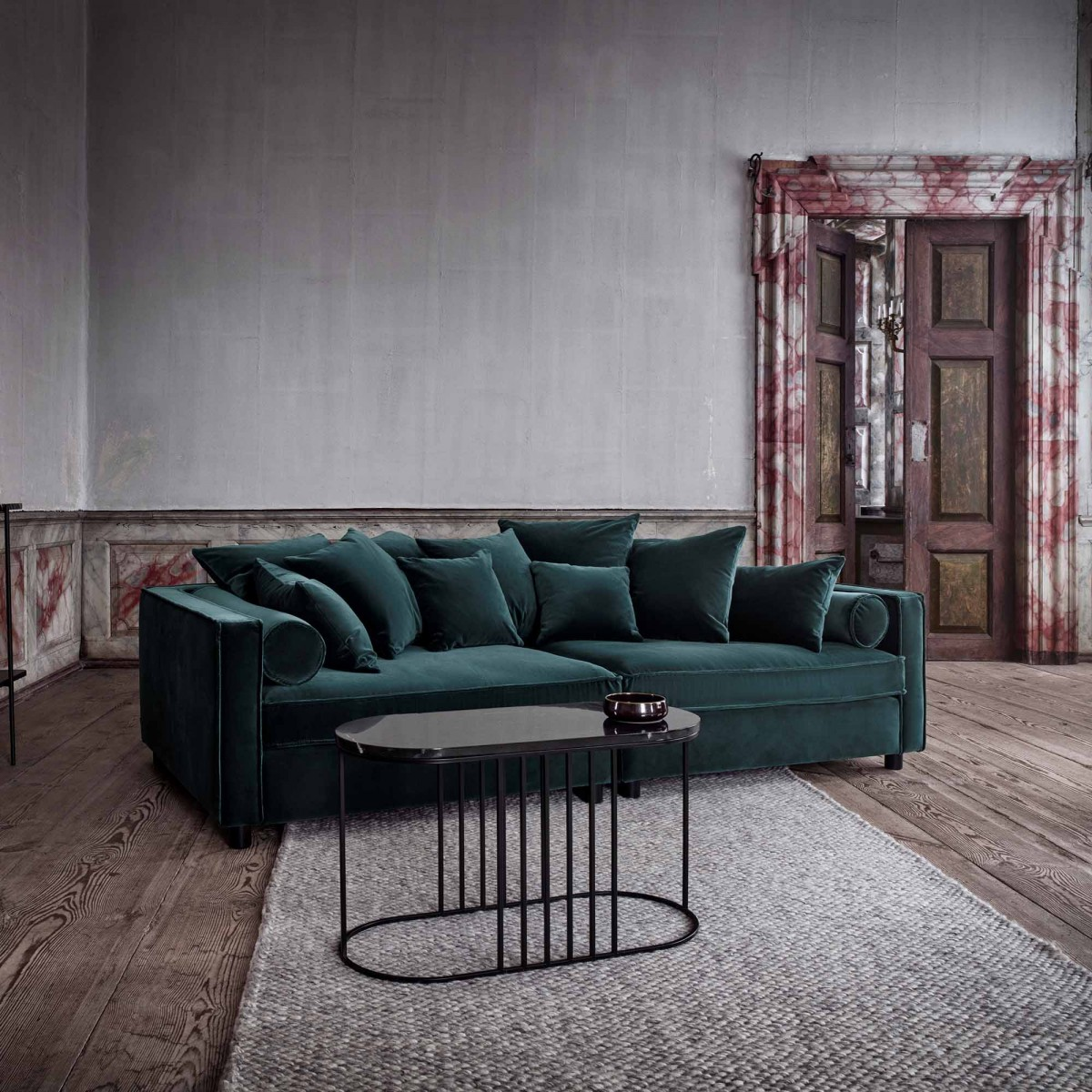 Mr Big Sofa 2 Units Bolia