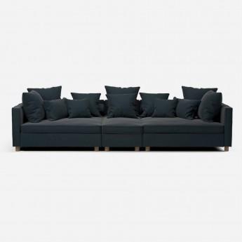 Mr BIG sofa - 3 units S