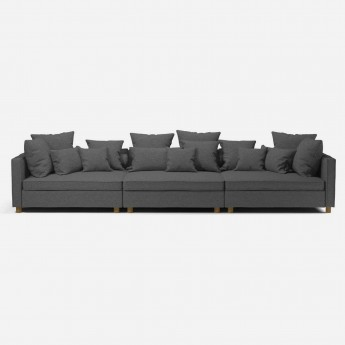 Mr BIG sofa - 3 units L
