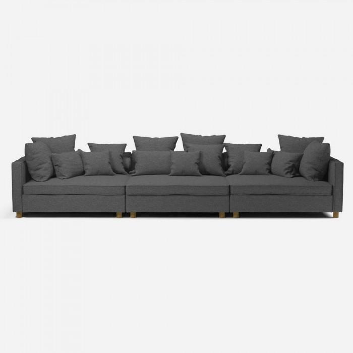 Mr BIG sofa - 3 units L