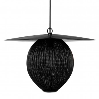 SATELLITE pendant lamp midnight black