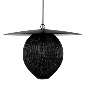 SATELLITE pendant lamp midnight black