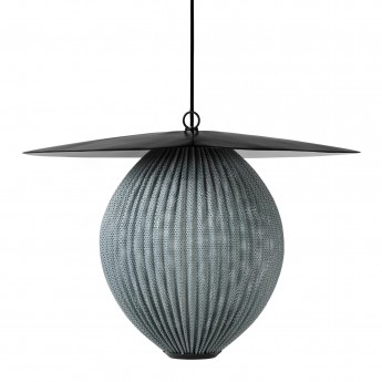 Suspension SATELLITE gris