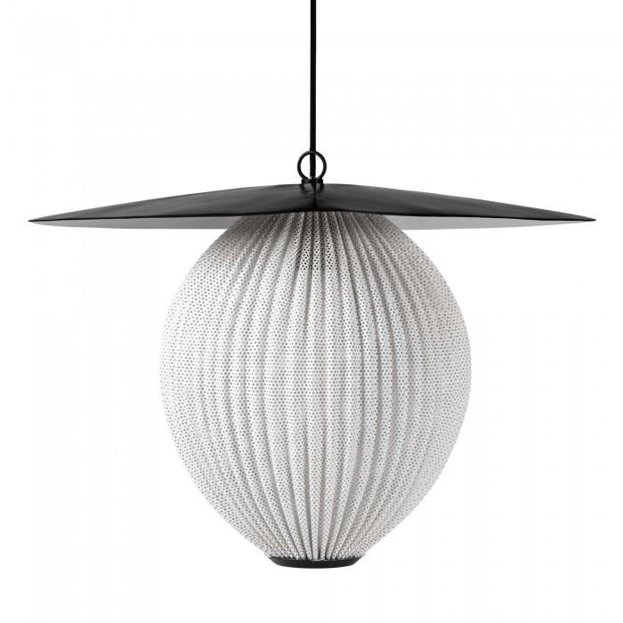SATELLITE pendant lamp white cloud