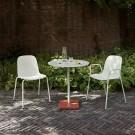 TERRAZZO table light grey