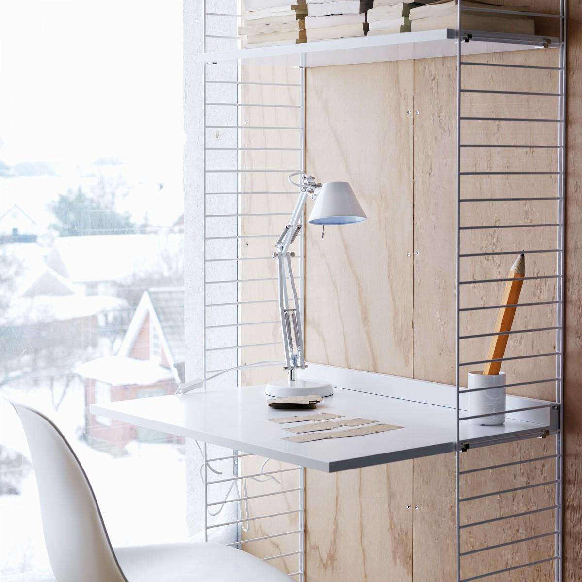 syst me string bureau string. Black Bedroom Furniture Sets. Home Design Ideas