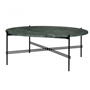 TS green marble table XL