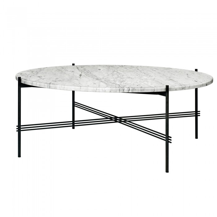 Table TS marbre blanc L