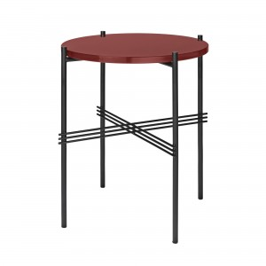 TS rusty red table S