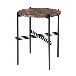 TS marble brown table S