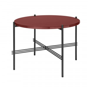 TS rusty red table M