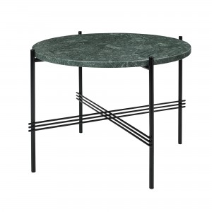 TS green marble table M