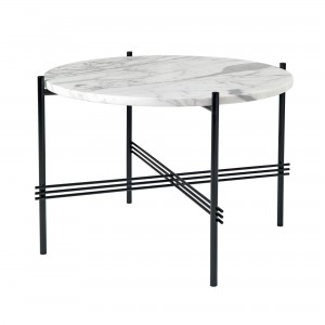 TS white marble table M