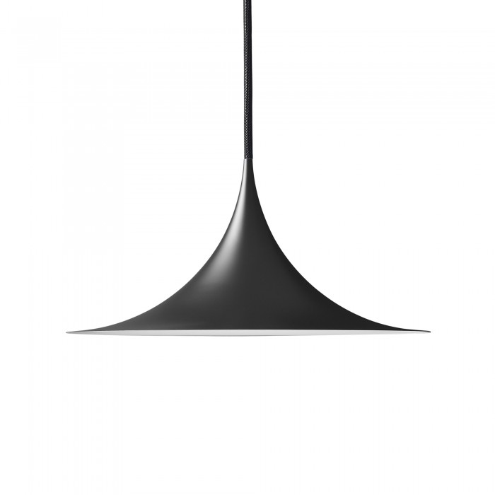 SEMI black pendant