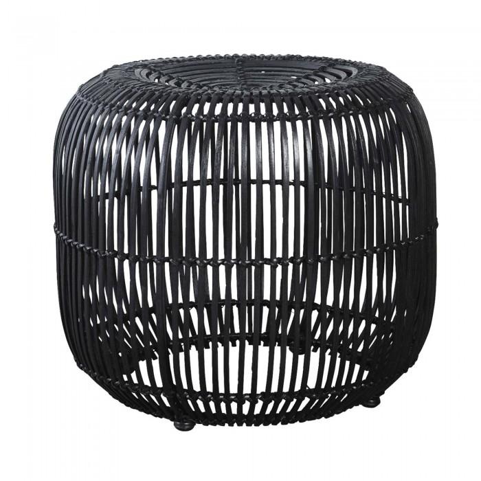 MODERN black stool