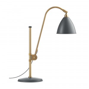 BESLITE BL1 brass/grey table lamp