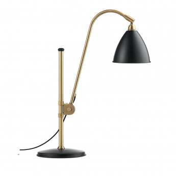 Lampe de table BESLITE BL1 laiton