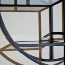 Circular shelf 76cm