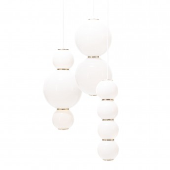 PEARLS pendant lamp 3 units