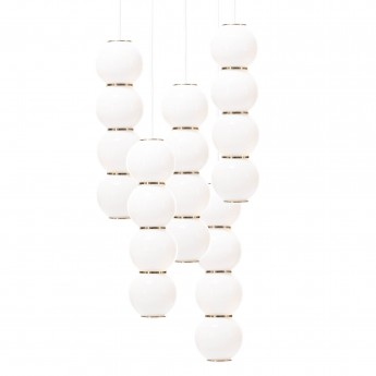 PEARLS Chandelier 5 units 1