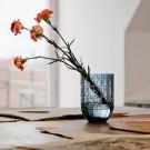 Colour vase blue M